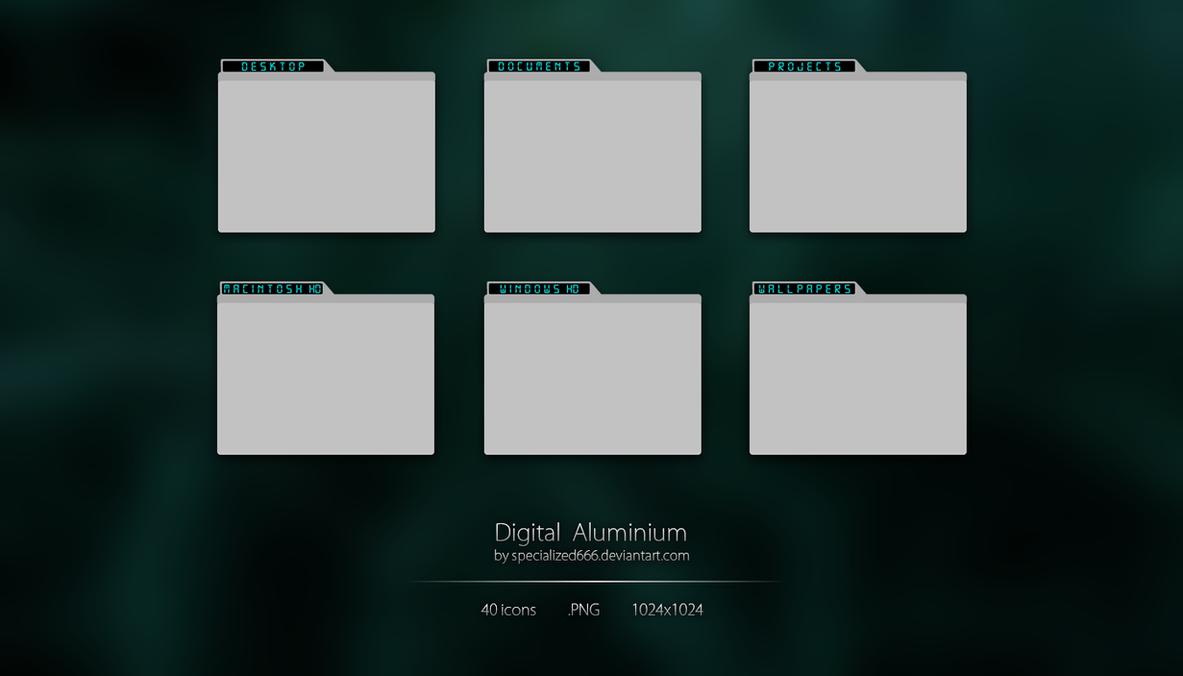 Digital Aluminium by specialized666