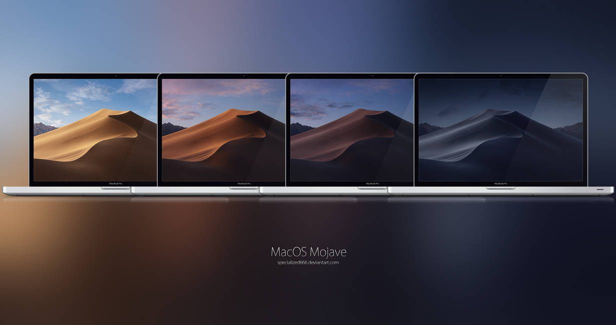 Macos Mojave By Specialized666 On Deviantart