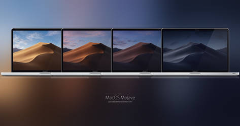 MacOS Mojave by specialized666