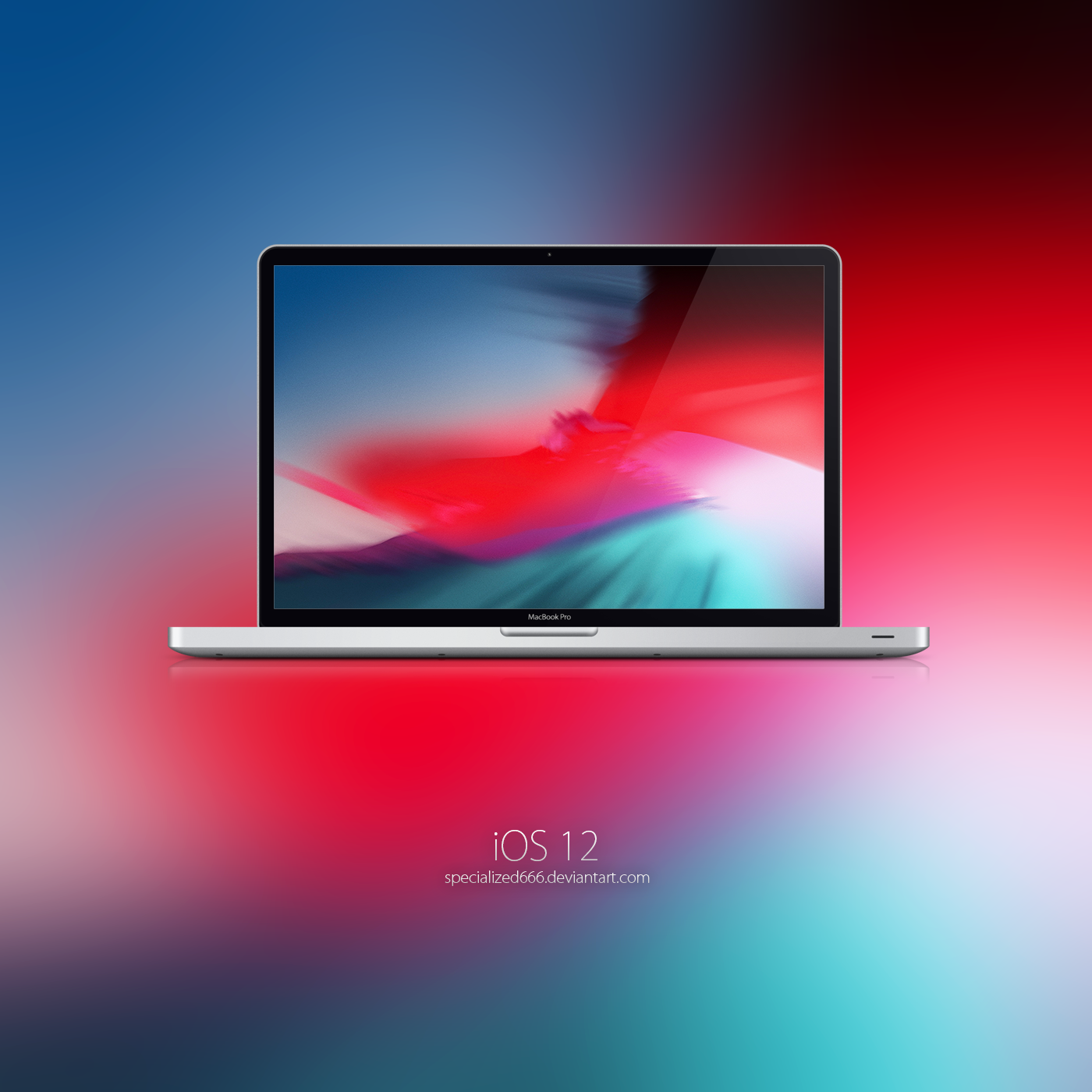 Ios 12 Wallpaper By Specialized666 On Deviantart