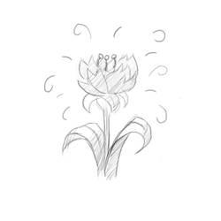 flower by akai-mangetsu