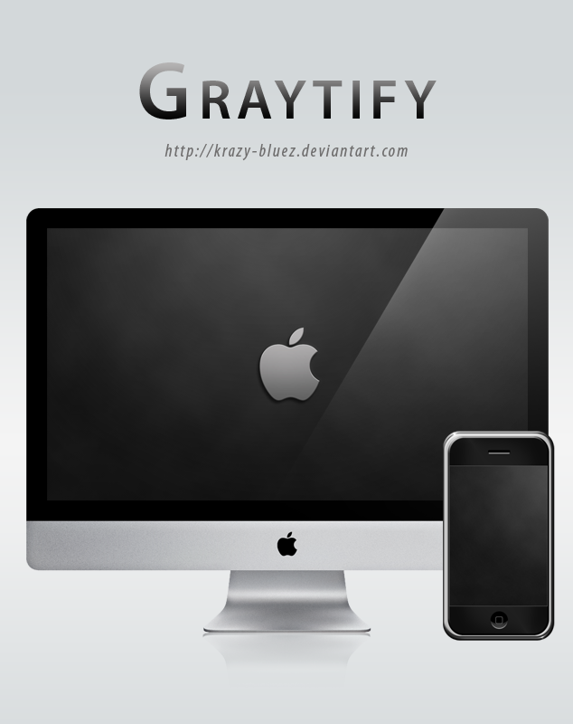 Graytify by Krazy-Bluez