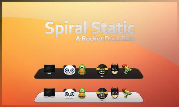 Spiral Static