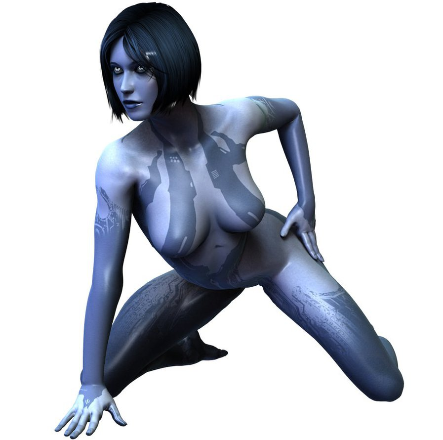 H4 Cortana Final by smokey1989 on DeviantArt: smokey1989.deviantart.com/art/H4-Cortana-Final-532798761