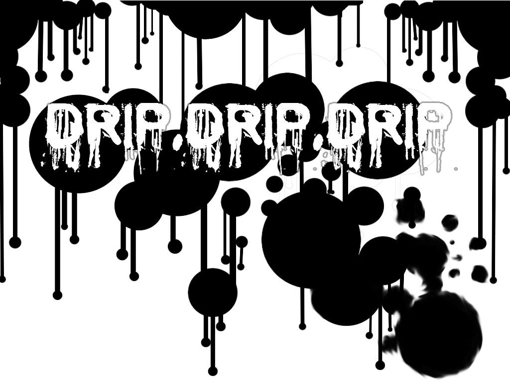 Drip, Drip, Drip Brush by JoeSoCool