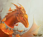 The Dragon Of Fall