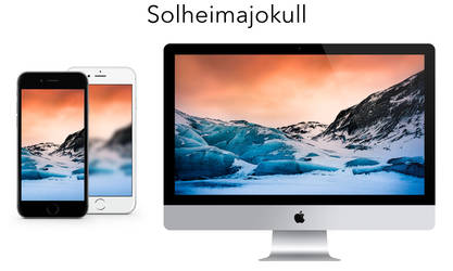 Solheimajokull (5K)