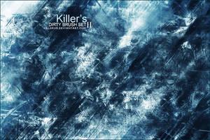 Killer's Dirty Brush set 2 by killer05