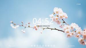 DocBerlin77 Cleaner Desktop Skin 1.1