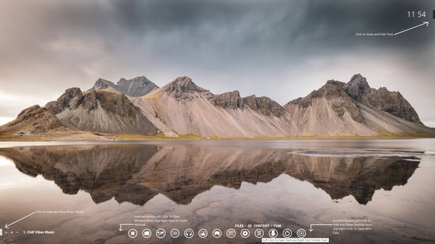 Cleaner Desktop Skin1.4