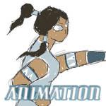 Korra Animation Test