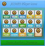 Simge 1 AIMP3 Player icons