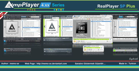 RealPlayer SP Plus Series For Aimp Player