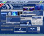 Aimp Modern Skin