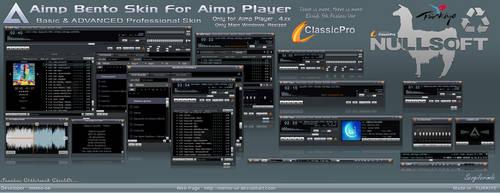 Aimp Bento Skin For Aimp Player