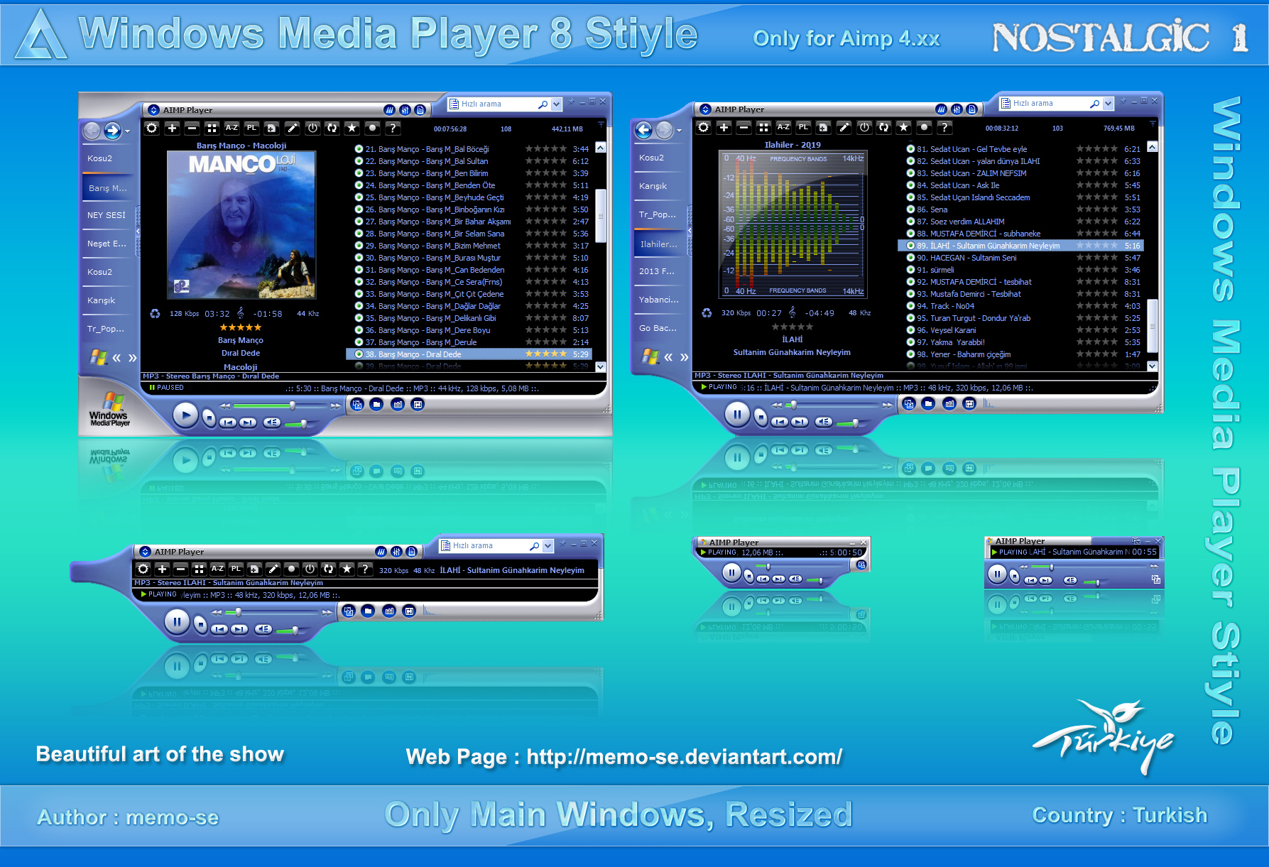 Windows Media Player 8 For Aimp Player