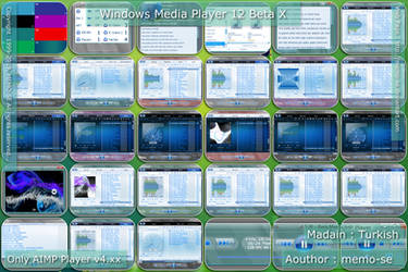 Windows Media Player 12 Beta X For Aimp Player