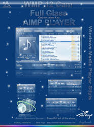 WMP 12 Cam Skin For Aimp Player