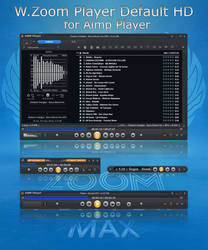 WZPDefaultHD for Aimp Player