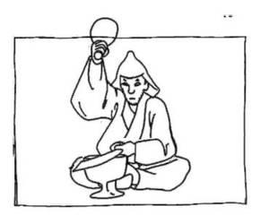 linetest: mongolian blacksmith