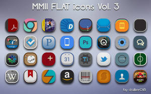 MMII FLAT vol.3 by stalker018