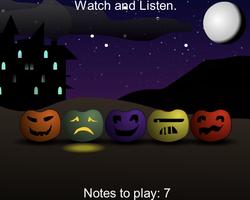 Halloween memory game by rodrev