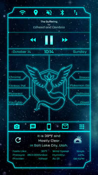 Pokemon Go Phone Theme - File Includes All Teams