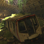 The Making of DC Metro Station by Hupie