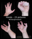 Hands pack