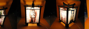 Kakuandon - Paper Lamp