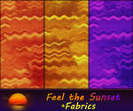 Feel the Sunset - Fabrics