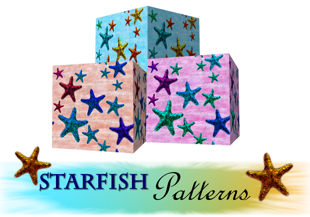 Starfish Patterns by allison731