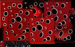 Ladybug Tiles
