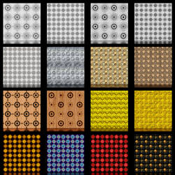 Patterns with Circles by allison731