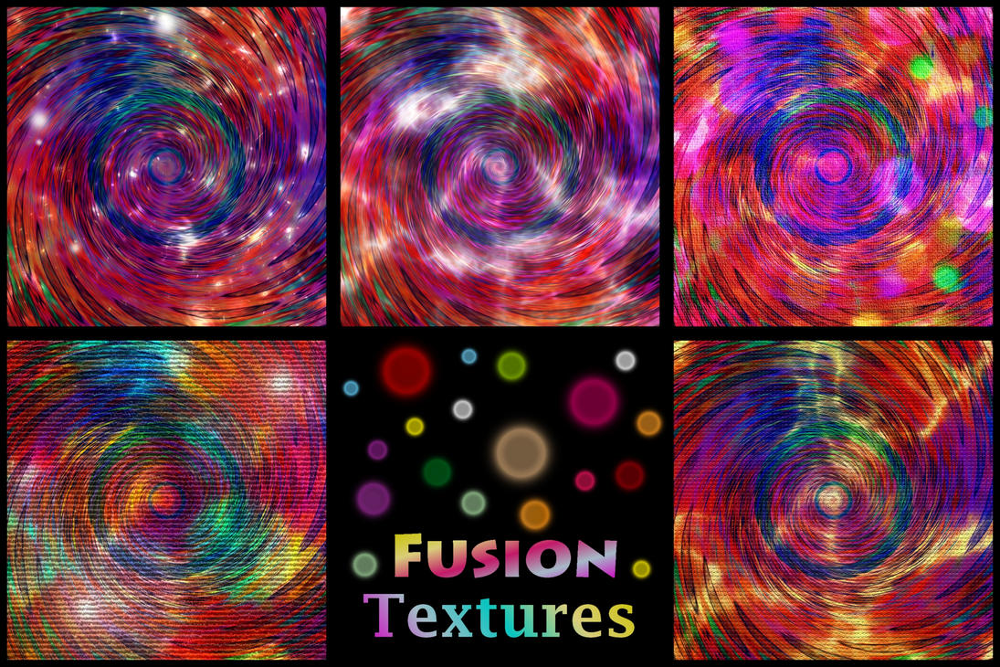 Fusion Textures by allison731