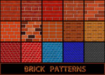 Brick Patterns by allison731