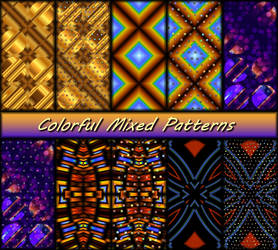 Colorful Mixed Patterns