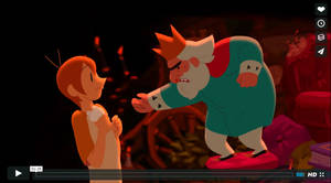 Treasure King Short Film by AnnieJang