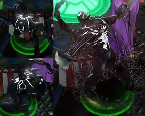 Venom 1.2 Marvel Ult. Alliance