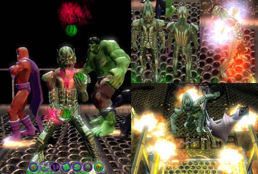 Goblin Marvel Ult. Alliance