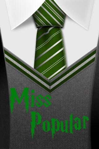 Miss Popular (Marauder Era x Reader) by ihatepinsomuch on