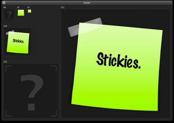 Stickies Icon.
