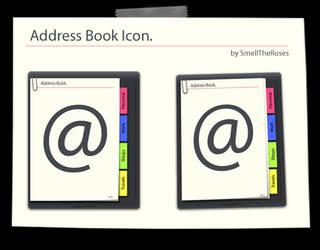 Address Book Icon.