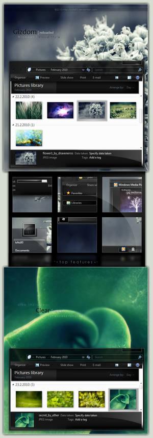 Gizdom Reloaded for Windows 7