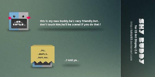 Shy Buddy for CAD by kAtz93