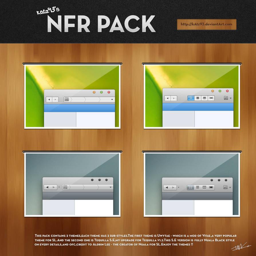kAtz93's NFR Pack by kAtz93