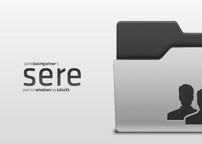 Sere Windows Port by kAtz93