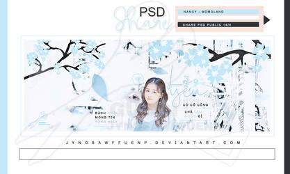 [PSD] Nancy - Momoland by Jynosawffuenp