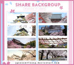 17062018 SHARE BACKGROUP 'blossom in JP'