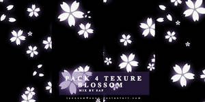 //20112018// PACK 4 TEXTURE BLOSSOM